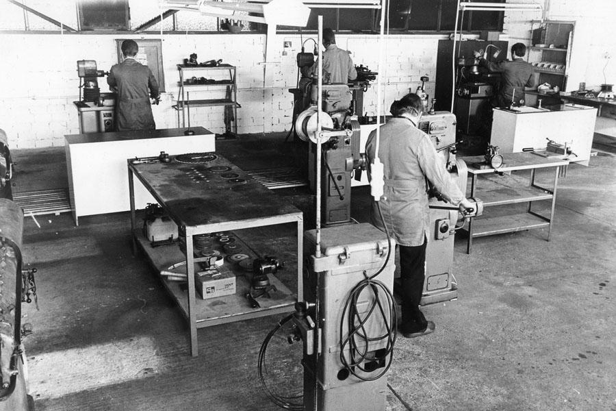 MAWE-Wetter GmbH | Historie