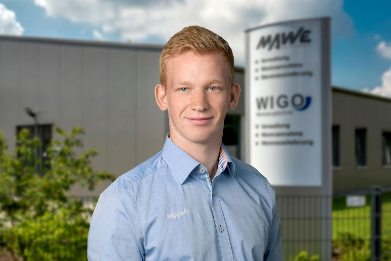 MAWE-Wetter GmbH | Ansprechpartner |Lukas Brakmann