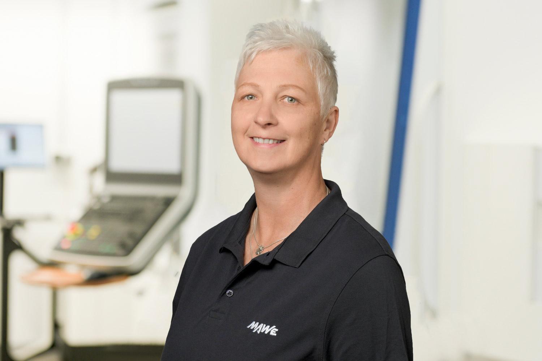 MAWE-Wetter GmbH | Ansprechpartner | Christiane Palm