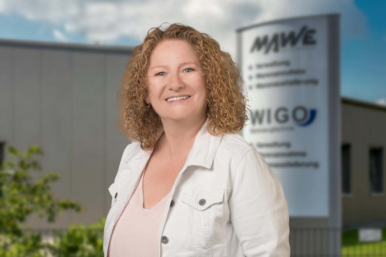 MAWE-Wetter GmbH | Ansprechpartner | Antje Schröder