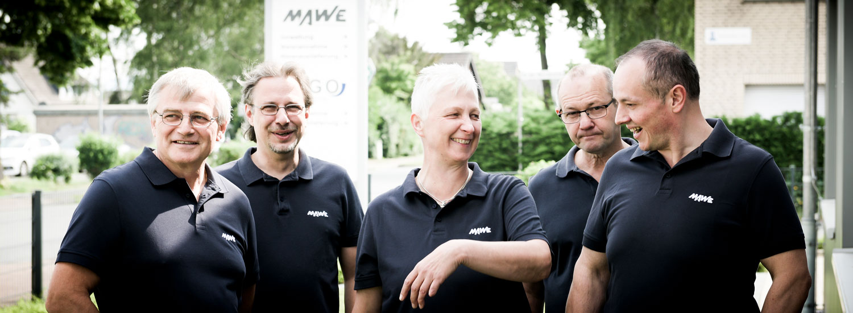 MAWE-Wetter GmbH | Das Team – Produktion