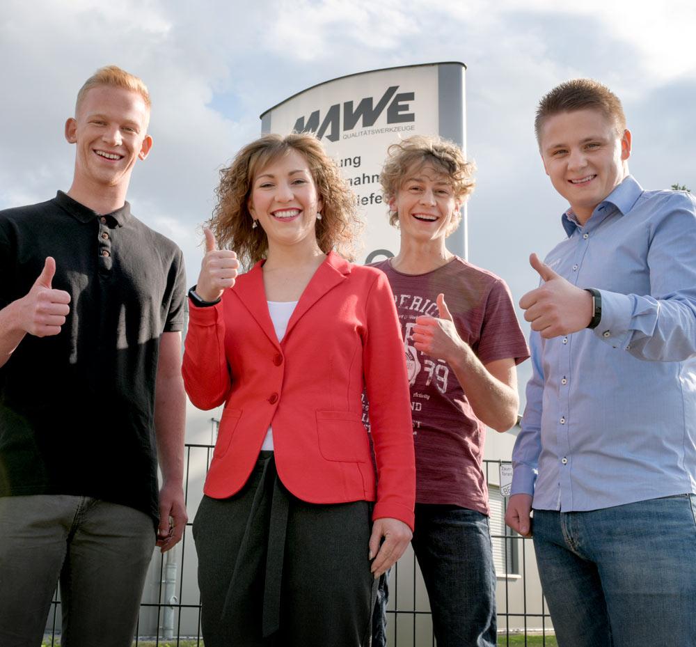 MAWE-Wetter GmbH | Karriere