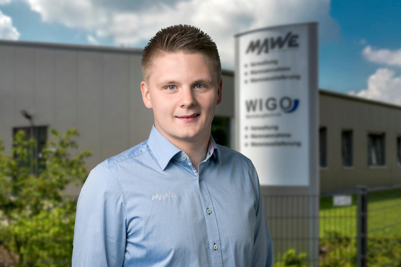 MAWE-Wetter GmbH   Ansprechpartner   Christian Blöbaum